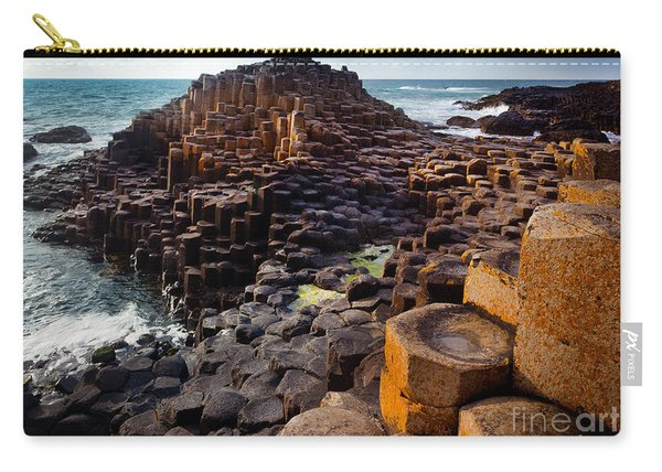 Rugged Giant's Causeway Carry-all Pouch