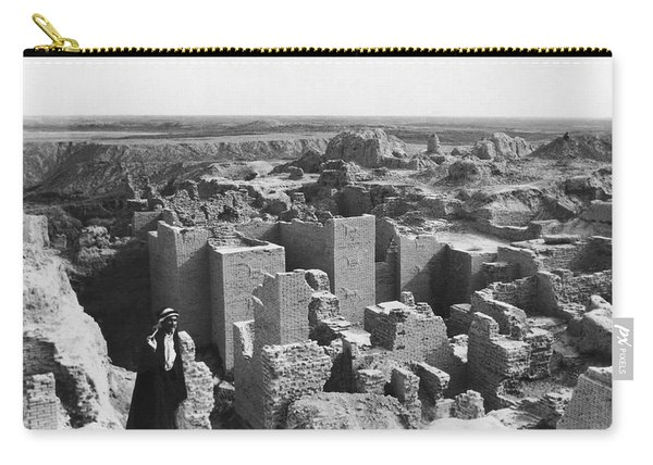 Ruins Of Babylon Carry-all Pouch