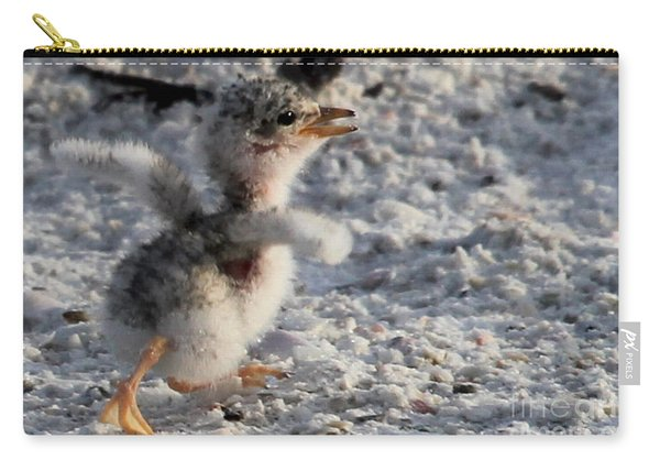 Running Free - Least Tern Carry-all Pouch