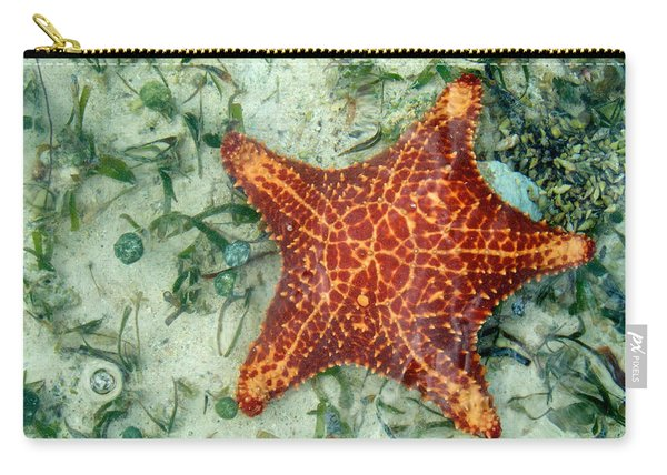 Running Starfish Carry-all Pouch
