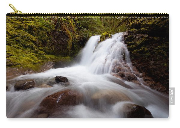 Rushing Cascades Carry-all Pouch