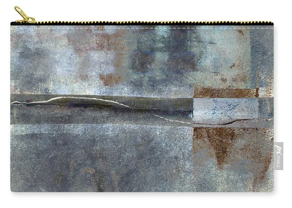 Rust And Walls No. 1 Carry-all Pouch