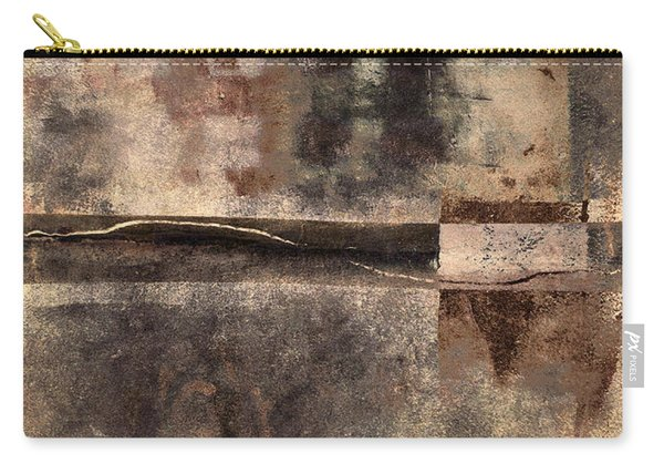Rust And Walls No. 2 Carry-all Pouch