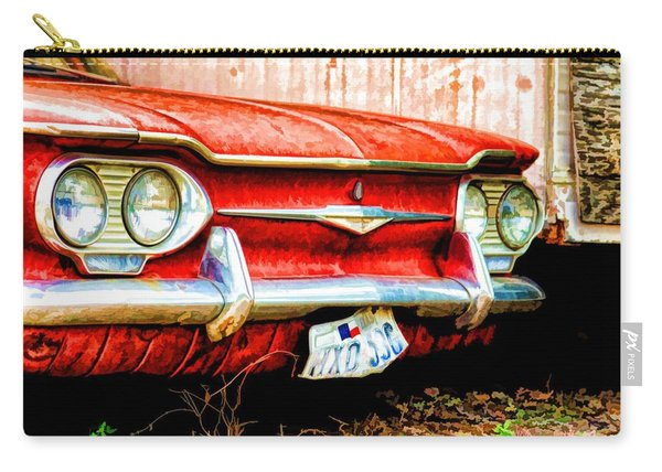 Rustic Corvair  Carry-all Pouch