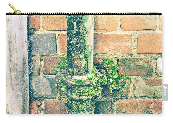 Rusty Drainpipe Carry-all Pouch