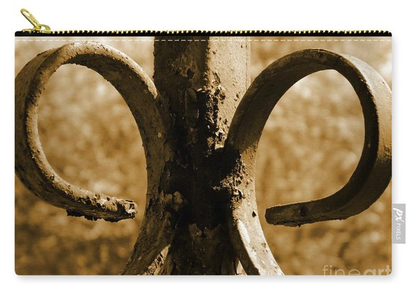 Rusty Memories Carry-all Pouch