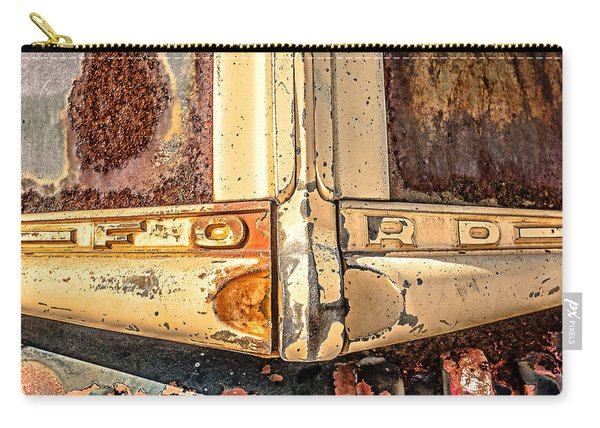 Rusty Old Ford Carry-all Pouch
