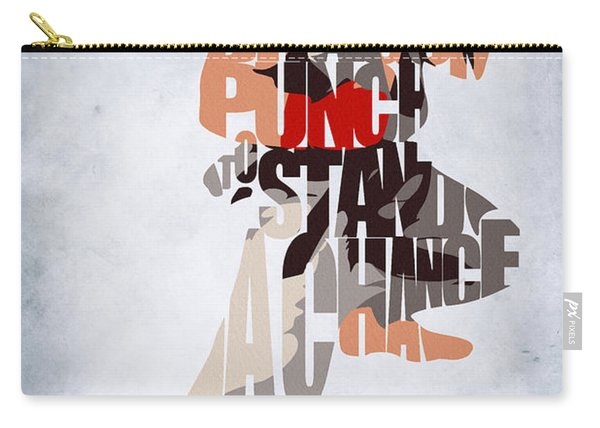 Ryu - Street Fighter Carry-all Pouch