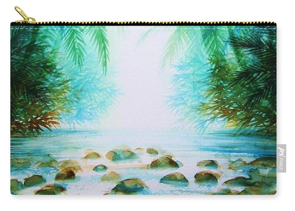 Sacred Pools Carry-all Pouch