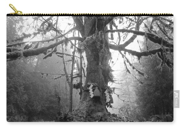 Sacred Tree No. 2 Carry-all Pouch
