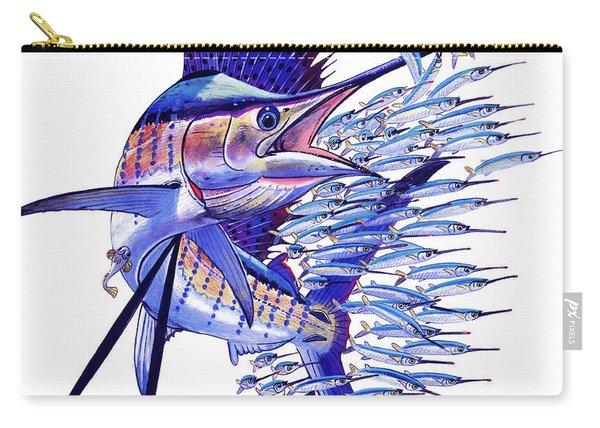 Sailfish Ballyhoo Carry-all Pouch