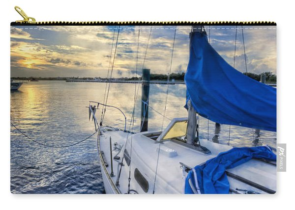 Sailing Blues Carry-all Pouch