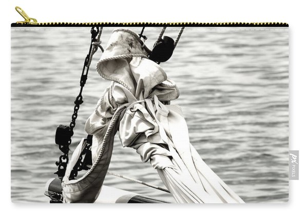 Sailing The Seven Seas Carry-all Pouch