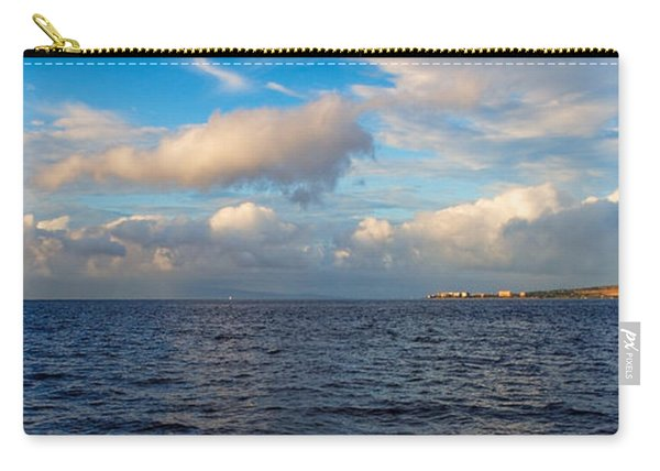 Sailing To Lahaina Carry-all Pouch