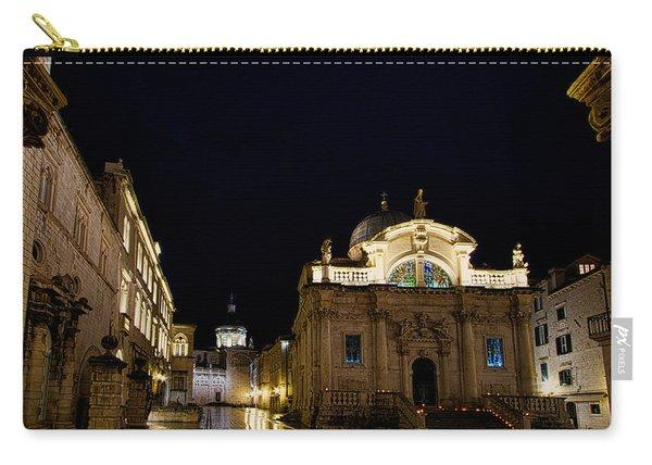 Saint Blaise Church - Dubrovnik Carry-all Pouch