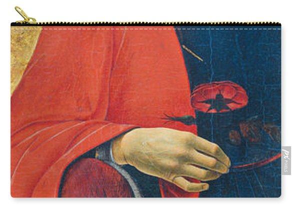 Saint Florian Carry-all Pouch