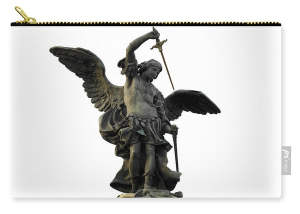 Saint Michael Carry-all Pouch