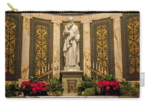 Saint Vincent Depaul Chapel Carry-all Pouch
