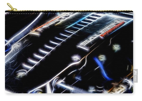 Saleen Fractal Carry-all Pouch