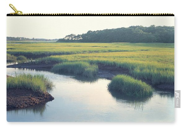 Salt Marsh Cape Cod Ma Usa Carry-all Pouch