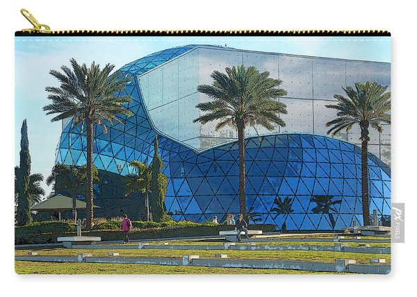 The Salvador Dali Museum Carry-all Pouch
