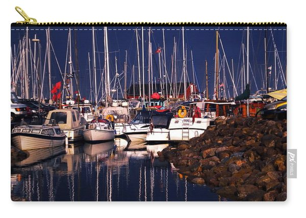 Carry-all Pouch featuring the photograph Samsoe Island Denmark by Colette V Hera  Guggenheim