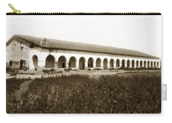 San Fernando Mission Circa 1900 Carry-all Pouch