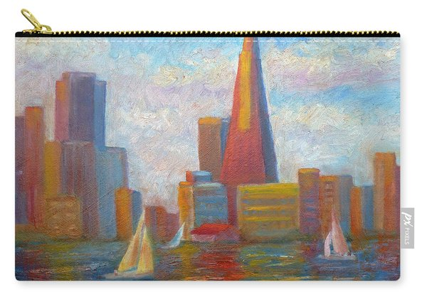 San Francisco Reflections Carry-all Pouch