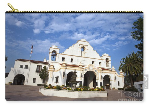 San Gabriel Mission Playhouse Carry-all Pouch