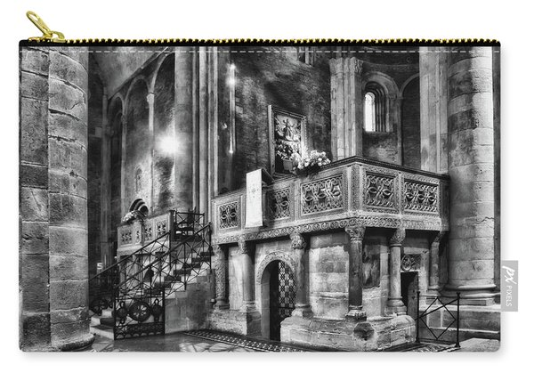 San Michele Toward The Altar Carry-all Pouch