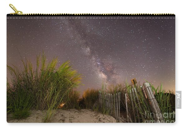 Sand Dune Milky Way Carry-all Pouch