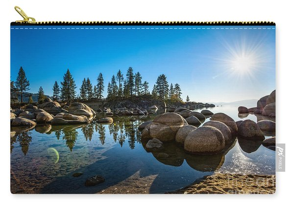 Sand Harbor Star Carry-all Pouch