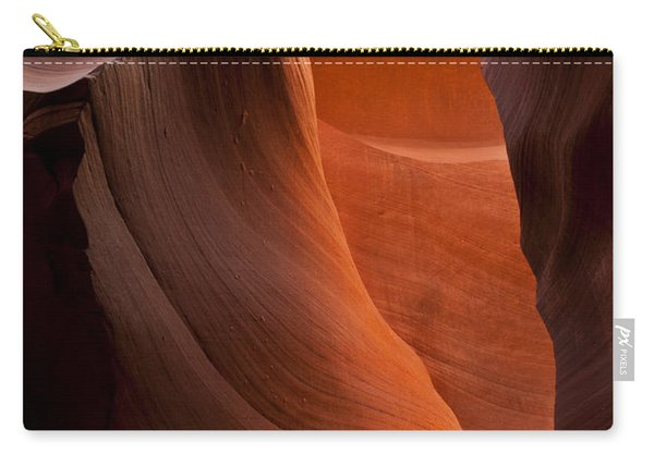Sandstone Split Carry-all Pouch