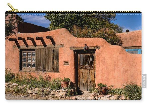 Santa Fe Adobe Carry-all Pouch