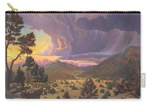 Santa Fe Baldy Carry-all Pouch
