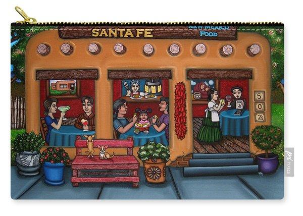 Santa Fe Restaurant Carry-all Pouch