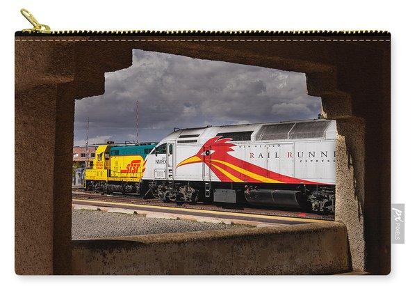 Santa Fe Train Carry-all Pouch