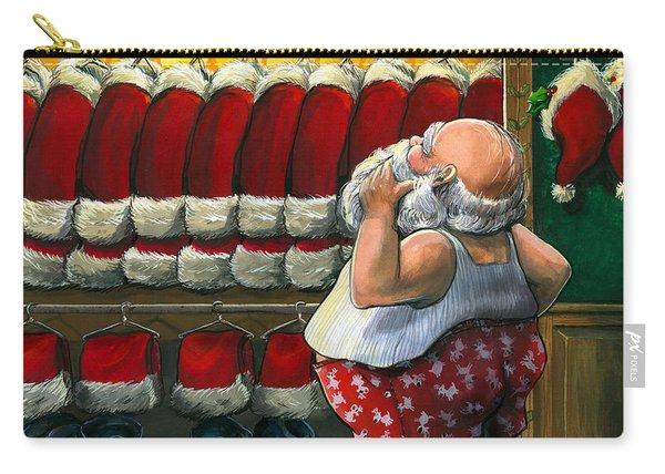 Santa's Closet Carry-all Pouch