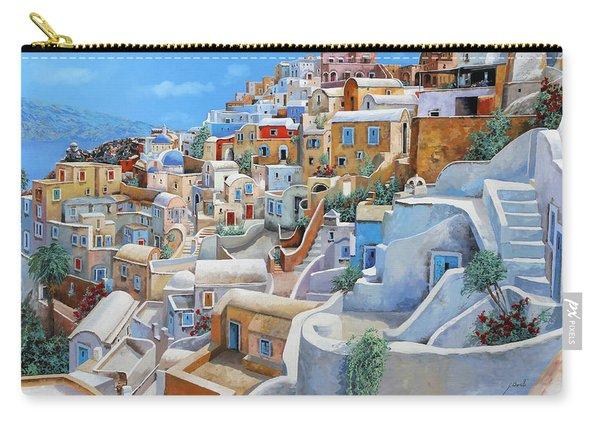Santorini A Colori Carry-all Pouch