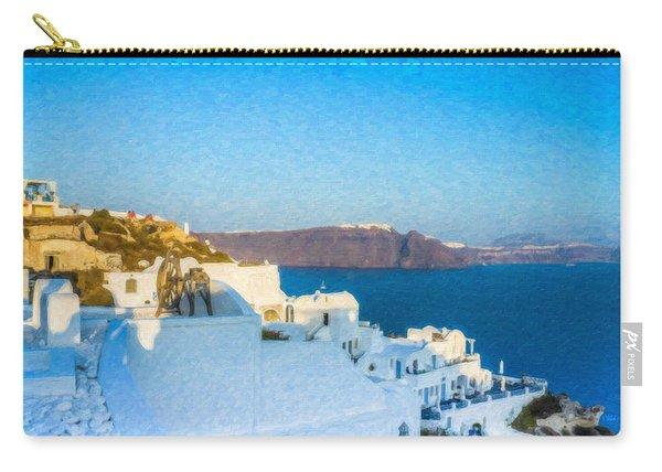 Santorini Grk4163 Carry-all Pouch