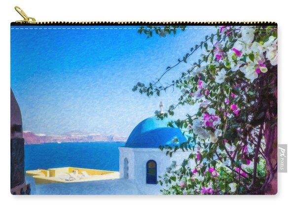 Santorini Grk4166 Carry-all Pouch