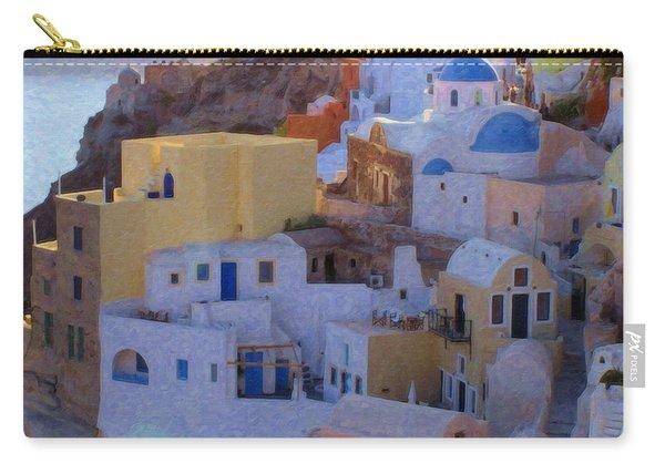Santorini Grk6424 Carry-all Pouch