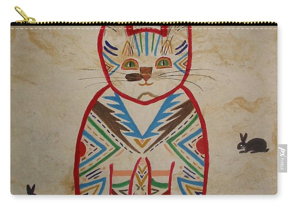 Sarah's Cat Carry-all Pouch