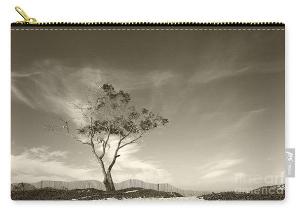 Save The Tree Carry-all Pouch
