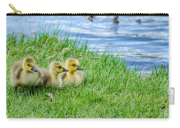 Staying Together Carry-all Pouch