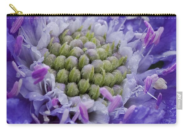 Scabiosa Carry-all Pouch