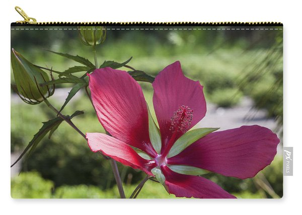 Scarlet Rosemallow - 2 Carry-all Pouch