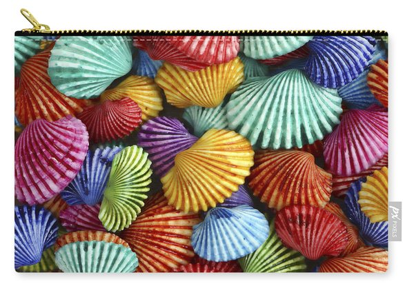 Scattered Colors Carry-all Pouch