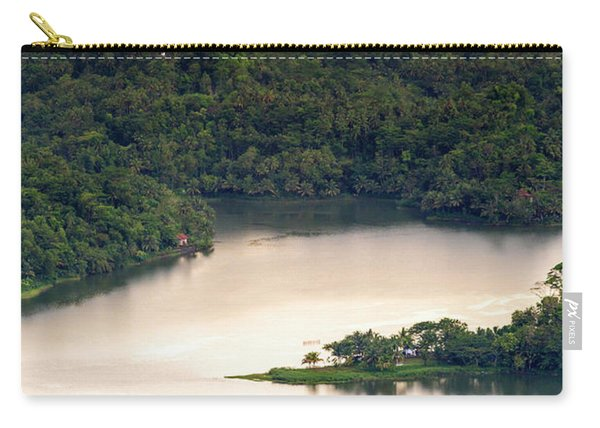 Scenic View Of Kalibiru National Park Carry-all Pouch