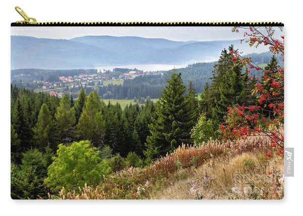 Schluchsee In The Black Forest Carry-all Pouch